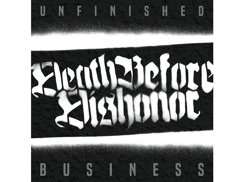 Death Before Dishonor - Unfinished Business (Limited White Vinyl) [Vinyl]