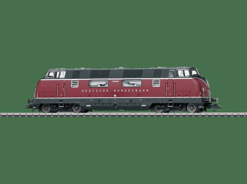 MÄRKLIN 37806 - Diesellokomotive Baureihe V 200.0 Eisenbahn, Mehrfarbig