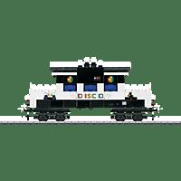 MÄRKLIN 44738 - Bausteinwagen Disco Eisenbahn