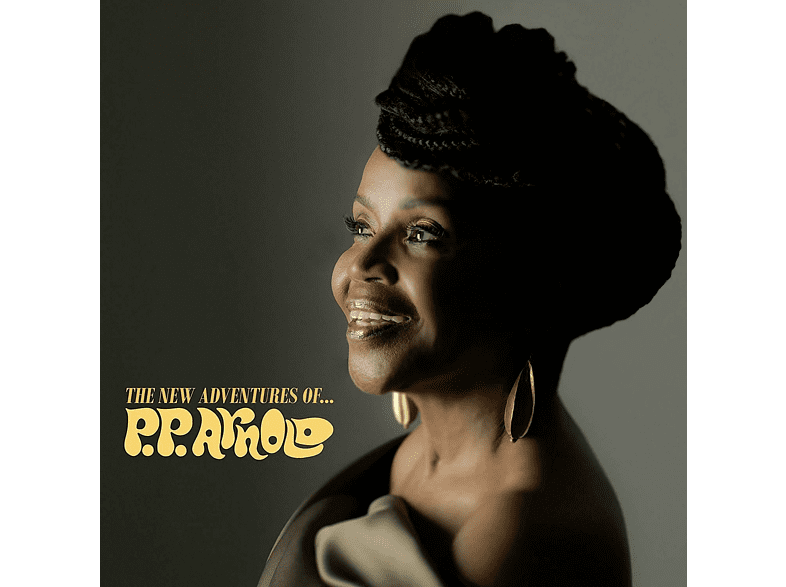 P.P. Arnold - The New Adventures Of...P.P.Arnold [LP + Download]