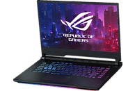 ASUS ROG Strix SCAR III G531GW-AZ150T, Gaming-Notebook mit 15.6 Zoll Display, Core™ i9 Prozessor, 16 GB RAM, 1 TB HDD, 512 GB SSD, GeForce® RTX™ 2070, Schwarz