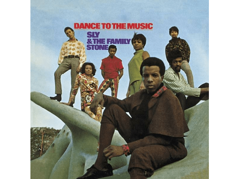 Sly & the Family Stone - Dance To The Music [CD]