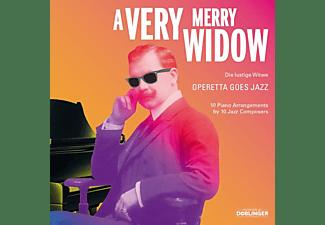 Florian Reider - A Very Merry Widow ? Operetta  - (CD)