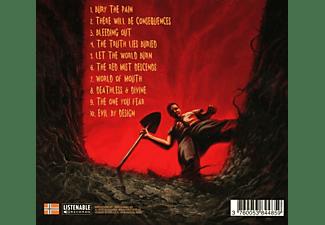 Xentrix - Bury The Pain  - (CD)