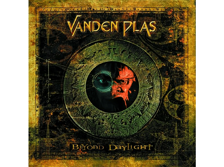 Vanden Plas - Beyond Daylight (Gatefold/Green/180g/2LP) [Vinyl]