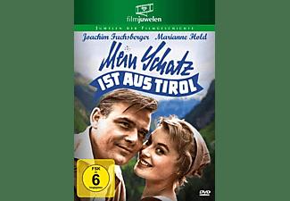 Mein Schatz ist aus Tirol DVD