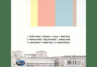 Peter Bruntnell - King Of Madrid  - (CD)