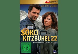 SOKO KITZBÜHEL 22.STAFFEL DVD