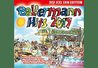 VARIOUS - Ballermann Hits 2019 (XXL Fan Edition)  - (CD)