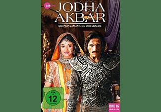 Jodha Akbar-Die Prinzessin und der Mogul (Box 16, Folge 211-224) DVD