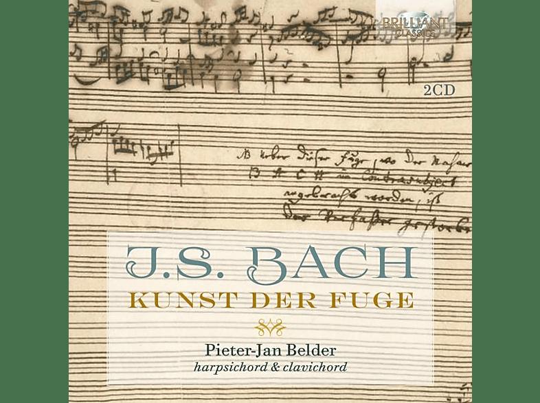 Pieter-jan Belder - J.S.Bach:Kunst Der Fuge [CD]