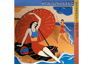 The World Inferno Friendship Society - Just The Best Party (8 Page Booklet/Download)  - (Vinyl)