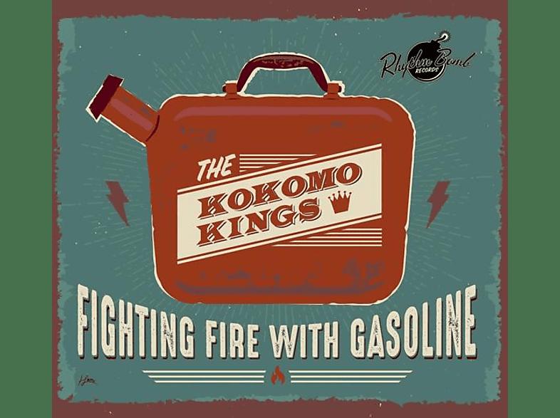 The Kokomo Kings - Fighting Fire With Gasoline [CD]