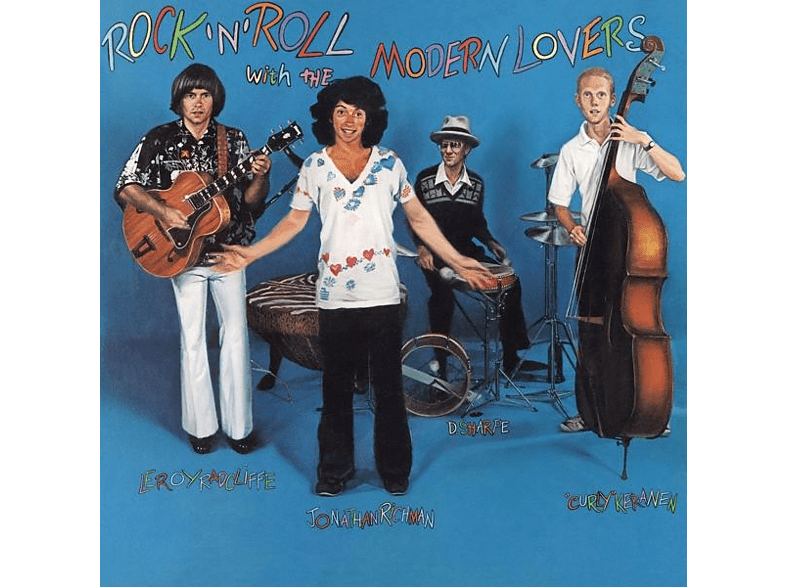 The Modern Lovers - Rock'N Roll WIth The Modern Lovers [Vinyl]