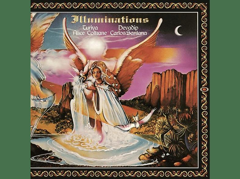 Carlos Santana, Alice Coltrane - Illuminations [Vinyl]