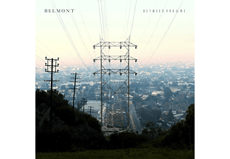 The Belmont - Between You & Me (Vinyl)  - (Vinyl)
