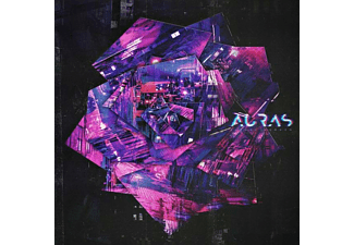 Auras - Binary Garden  - (CD)