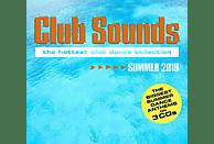VARIOUS - Club Sounds Summer 2019 [CD]