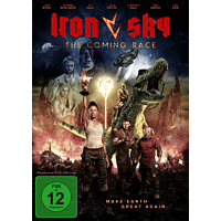 Iron Sky:The Coming Race [DVD]