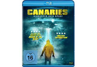 Canaries - Kidnapped into Space Blu-ray