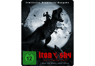 Iron Sky:The Coming Race Ltd.Steelbook Blu-ray