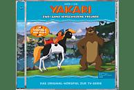 Yakari - Yakari-Verschiedene Freunde (37)-Hörspiel - (CD)
