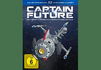 Captain Future Komplettbox BD (Collector's Edition Blu-ray