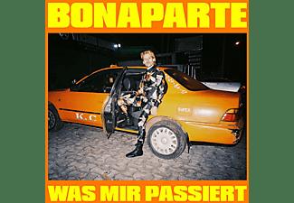 Bonaparte - Was mir passiert  - (CD)