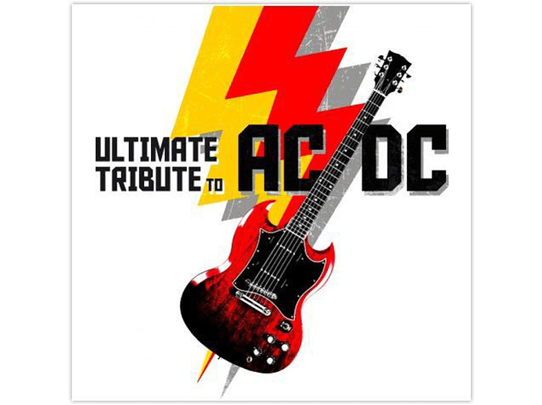 VARIOUS - Ultimate Tribute to AC-DC [Vinyl]