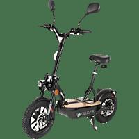 FORCA SPORT 5002284 REVOLUZZER E-Roller (10 Zoll, Schwarz)