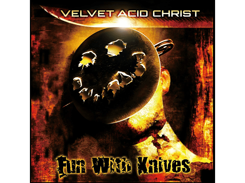 Velvet Acid Christ - Fun with Knives-20th Anniversary (Bonus Tracks) [Vinyl]