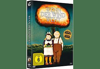 Wenn der Wind weht (Limitiertes Mediabook) Blu-ray