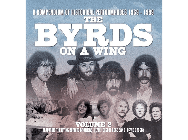 VARIOUS - The Byrds On A Wing-Vol.2 (6CD-Set) [CD]