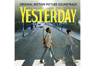 Filmzene - Yesterday - Original Motion Picture Soundtrack (CD)