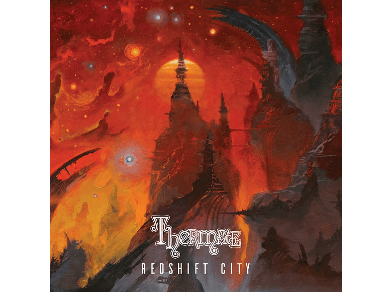 Thermate - Redshift City [Vinyl]