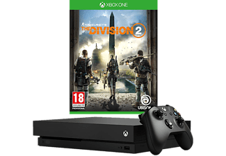 MICROSOFT Xbox One X 1TB (Inkl. The Division 2)