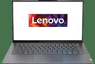 LENOVO Yoga S940, Notebook mit 14 Zoll Display, Core i7 Prozessor, 16 GB RAM, 512 GB SSD, Intel® UHD-Grafik 620, Iron Grey