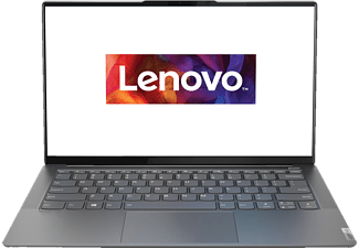 LENOVO Yoga S940, Notebook mit 14 Zoll Display, Core i7 Prozessor, 16 GB RAM, 1 TB SSD, Intel® UHD-Grafik 620, Iron Grey