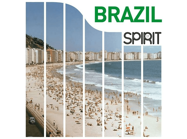 VARIOUS - SPIRIT OF BRAZIL [Vinyl]