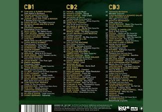 VARIOUS - Ibiza Techno Megamix 2019  - (CD)