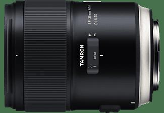 TAMRON DI - 35 mm f./1.4 USD, SP (Objektiv für Canon EF-Mount, Schwarz)