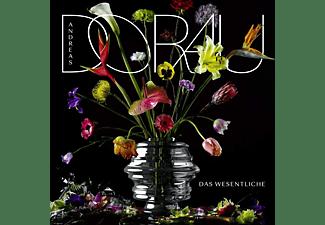 Andreas Dorau - Das Wesentliche (ltd Deluxe-Bonus Tracks Edition))  - (CD)