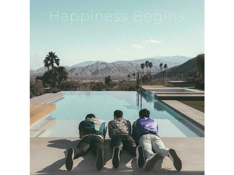 Jonas Brothers - Happiness Begins (2LP) [Vinyl]
