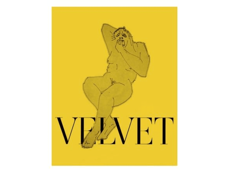 Velvet Negroni - Neon Brown [Vinyl]