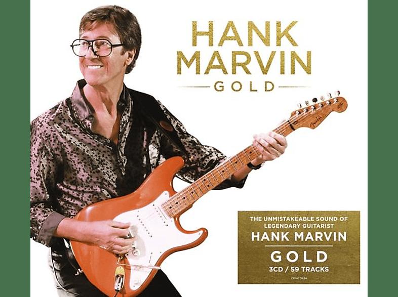 Hank Marvin - Gold [CD]