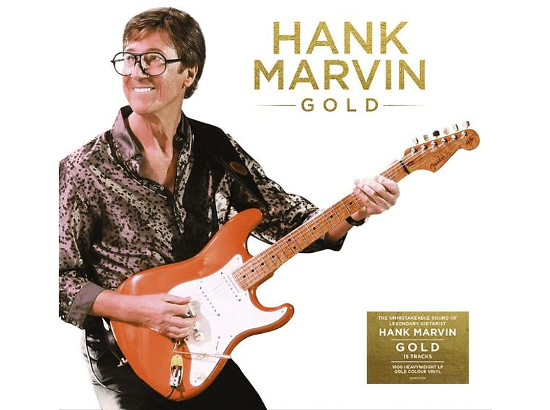 Hank Marvin - Gold [Vinyl]