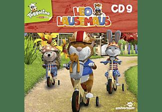 Leo Lausemaus - Leo Lausemaus: Hörspiel 9  - (CD)