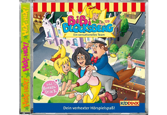 - Bibi Blocksberg (129) - Ein sensationelles Team  - (CD)