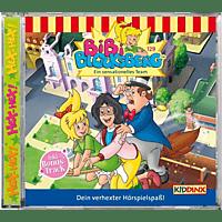 Bibi Blocksberg (129) - Ein sensationelles Team  - (CD)