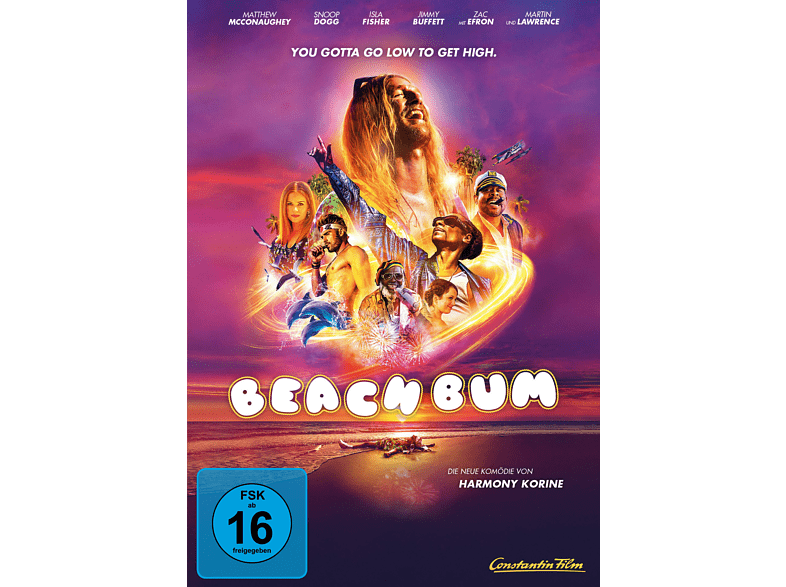 Beach Bum [DVD]